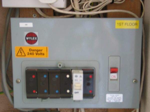 Replacement fuse board, consumer unit, Fuse Board, RCD Protection,