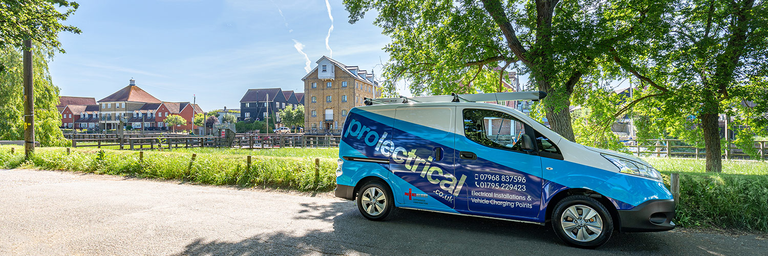 Prolectrical - Electrician for Faversham & Canterbury